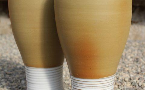Weizenbierbecher 500ml (lederfarben)